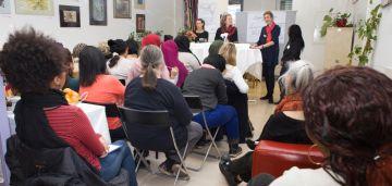 Thementag Gewalt im Frauenservice